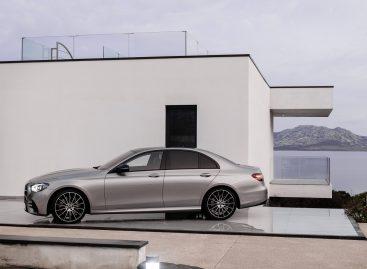 Новый Mercedes-Benz Е-Класса: интеллект начинает завоёвывать сердца