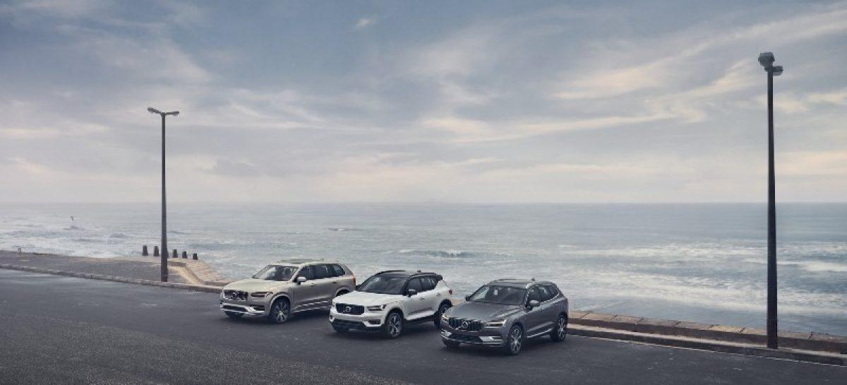 Volvo занял первое место в рейтинге удовлетворенности автомобилем