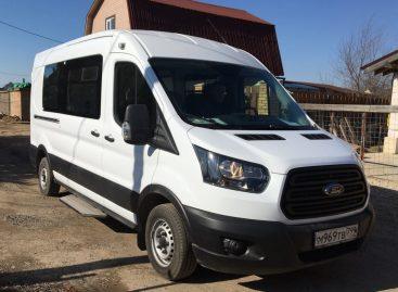 Специальная версия Ford Transit на службе у мобильной бригады врачей