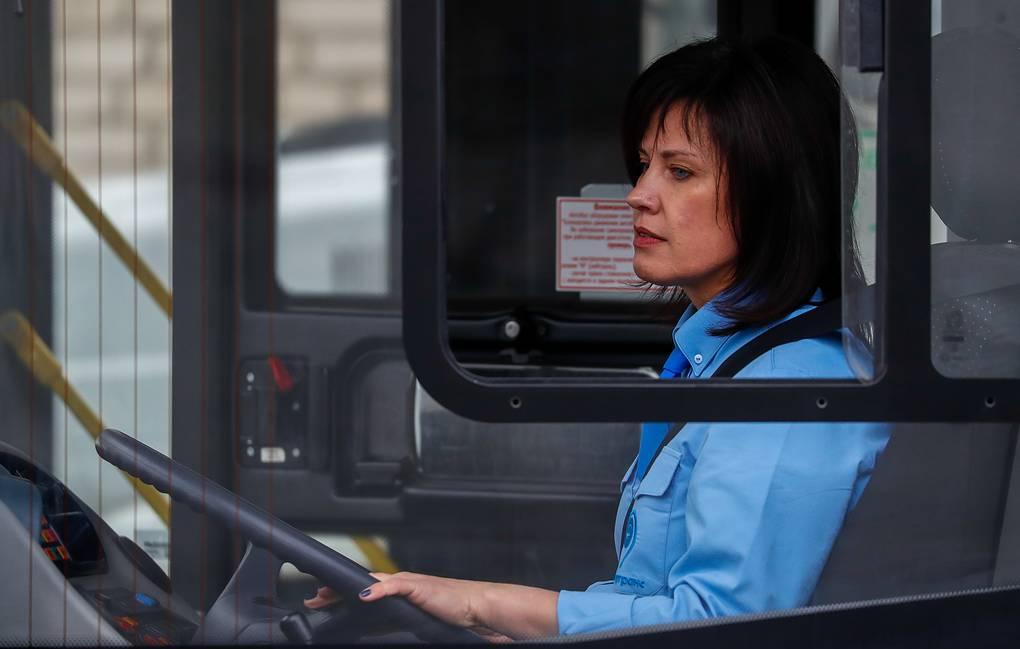 Женщины-водители