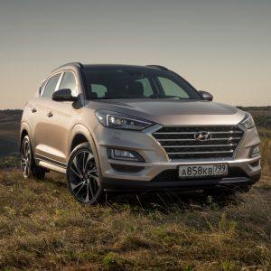 Hyundai объявляет о выгодных условиях на покупку Hyundai Tucson