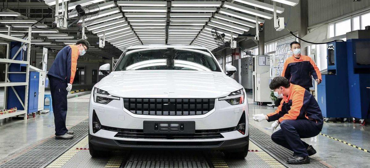 Polestar приступил к производству конкурента Tesla Model 3