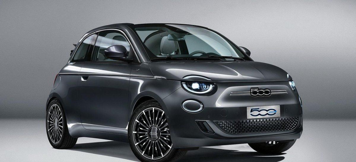 Fiat представил новое поколение культовой модели 500