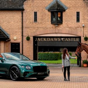 Bentley Mulliner представляет Continental GT Convertible Equestrian Edition