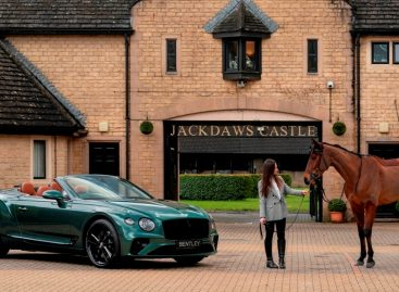 Bentley Mulliner представляет Continental GT Convertible Equestrian Edition