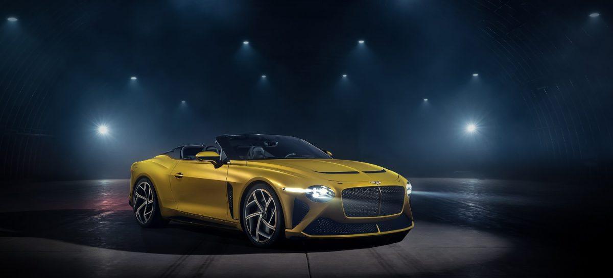 Эксклюзивный Bentley Mulliner Bacalar