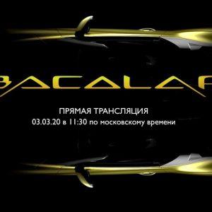 Bentley Mulliner Bacalar - исключительный двухместный Gran Turismo