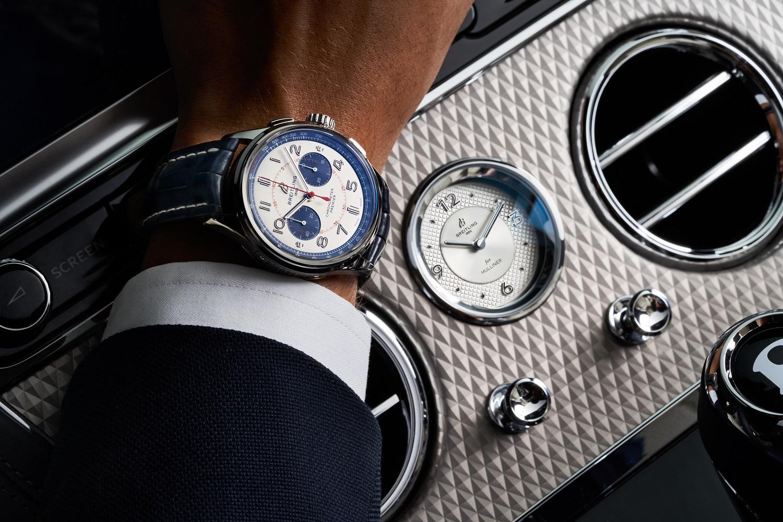 Breitling Premier Bentley Mulliner
