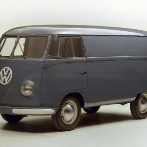 Volkswagen Bulli празднует 70-летний юбилей