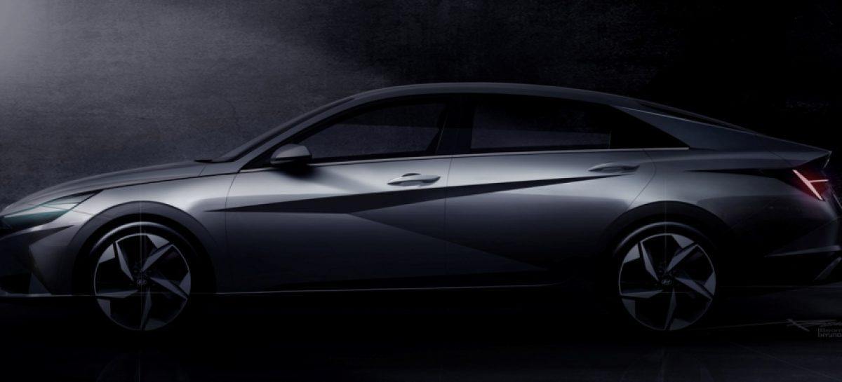 Новое поколение Hyundai Elantra дебютирует в прямом эфире