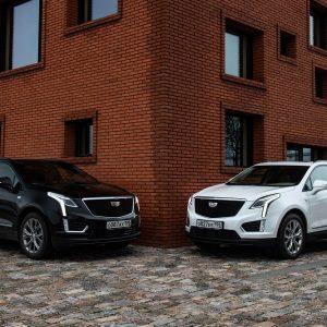 Новый Cadillac XT5 уже доступен для тест-драйвов