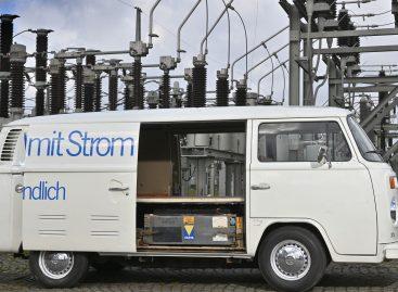 Volkswagen Коммерческие автомобили на выставке Techno Classica