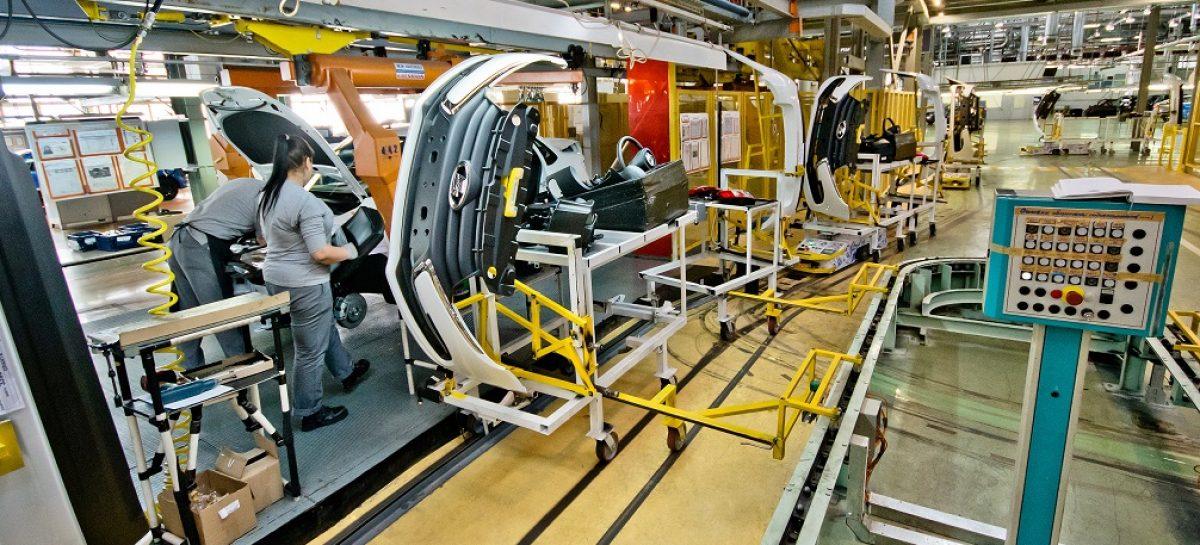 Автоваз продолжает модернизировать производственные технологии и процессы
