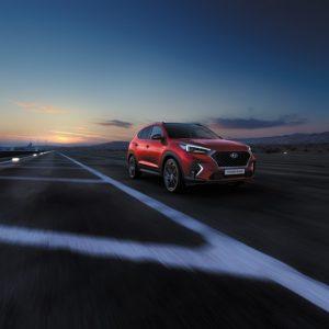 Спортивный Hyundai Tucson N Line выходит на российский рынок