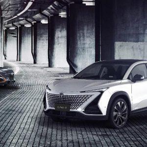 Кроссовер Changan UNI-T – революция в автомобильной промышленности Китая