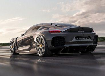 Koenigsegg сделал 4-местный гиперкар Gemera