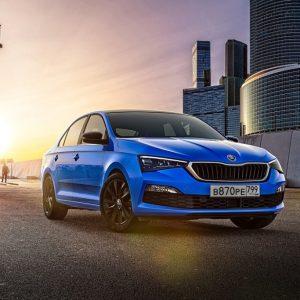Škoda объявляет старт приема заказов и официальные цены на новый Rapid