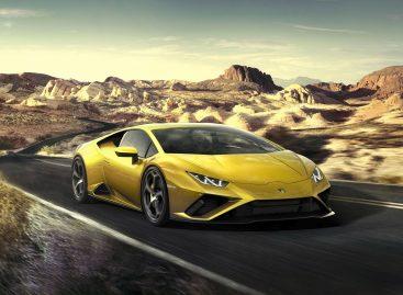 Lamborghini достигла рекордных бизнес-показателей в 2019 году