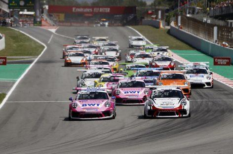Юниоры Porsche и их команды к новому сезону суперкубка готовы