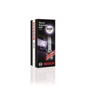 Новая линейка высокоэффективных ксеноновых ламп от Bosch