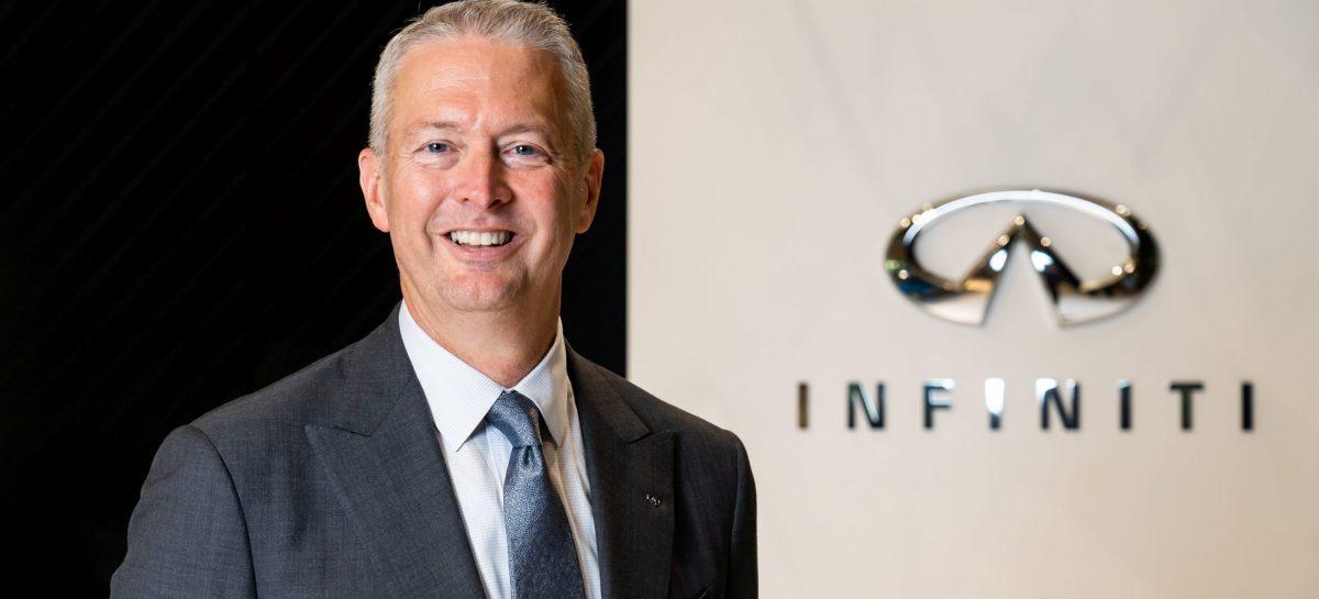Майк Коллеран назначен председателем Infiniti Motor Company