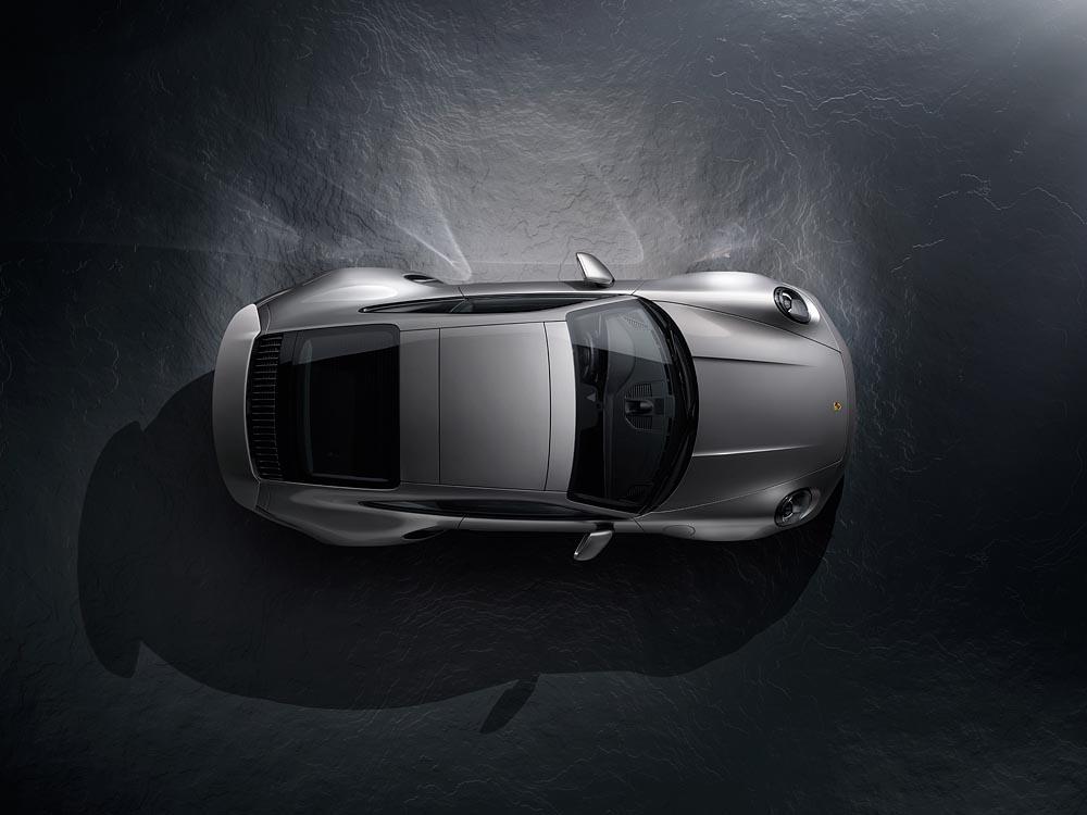 Porsche представляет новое поколение 911 Turbo S