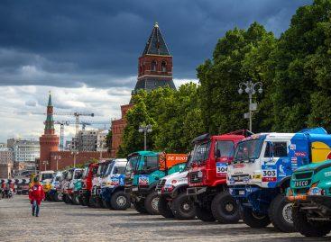 Ралли «Шёлковый путь» 2020 меняет маршрут