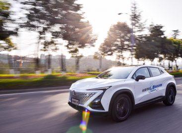 Changan Automobile объявляет о запуске серийного производства беспилотных автомобилей
