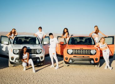 Jeep и поп-команда Now United становятся партнерами
