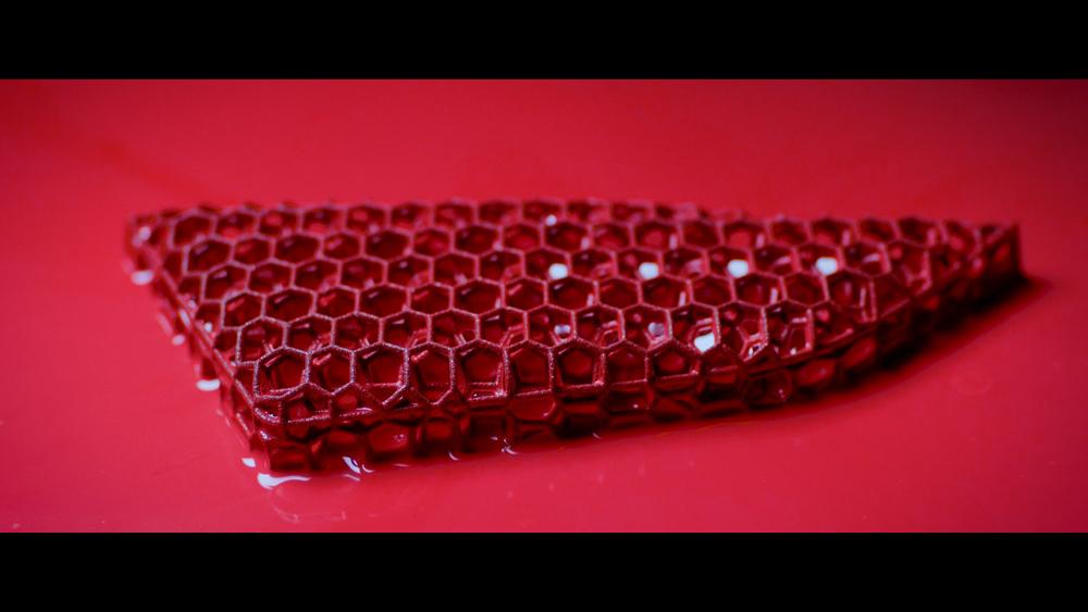 Porsche представляет инновационную технологию 3D-печати для сидений-ковшей