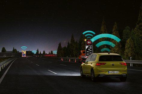 Технология Volkswagen Car2X получила высокую  оценку экспертов