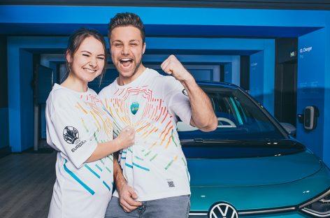 Volkswagen обеспечит мобильность для болельщиков Евро 2020 в Петербурге