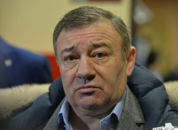 "Аркадий Ротенберг стал Героем труда за ""Крымский мост"""