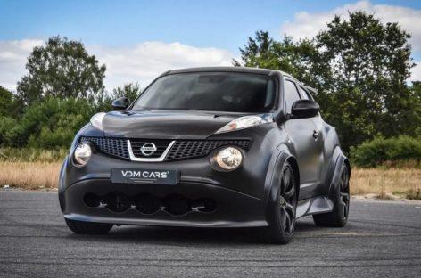 Редкий Nissan Juke-R выставили на продажу