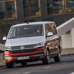 Новые модели Volkswagen поколения Т6.1 поступили в продажу в России