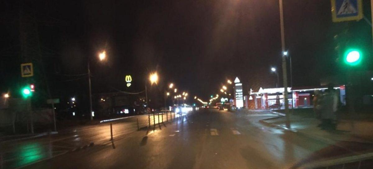 Новую разметку планируют нанести на Старосимферопольском шоссе в Подольске