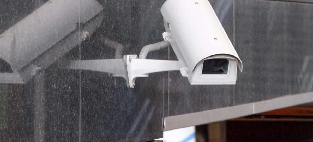 Видеокамеры отслеживают соблюдение режима изоляции из за коронавируса в Москве