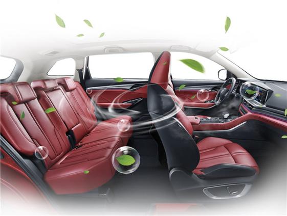 Автомобили Changan оснащаются антибактериальным воздушным фильтром класса PM0.1