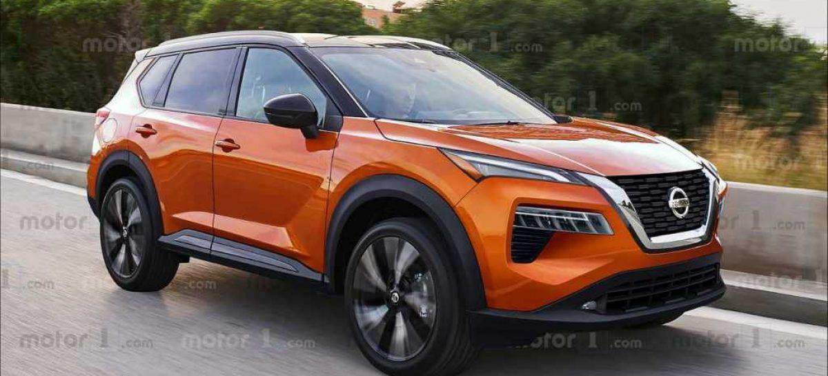 Появились изображения нового Nissan Qashqai
