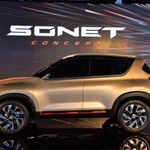 Кроссовер Kia Sonet поступит в продажу в августе