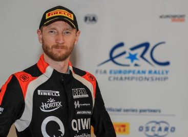 Алексей Лукьянюк выступит в чемпионате Европы по ралли в сезоне 2020