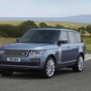 Land Rover избавится от дизеля V8