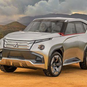 Названа дата выхода на рынок нового внедорожника Mitsubishi Pajero