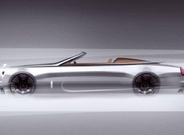 Rolls-Royce представляет Dawn «Silver Bullet»