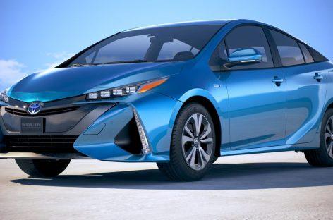 Toyota отзовет в России более 200 автомобилей Toyota Prius