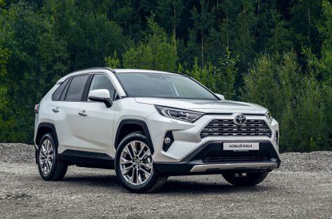 Раскрыт секрет бестселлера Toyota RAV4 по результатам продаж