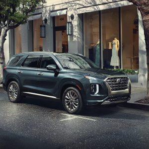 Тест-драйв Hyundai Palisade: Глава семьи