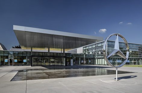Результаты продаж Mercedes-Benz в России и в мире за первый квартал