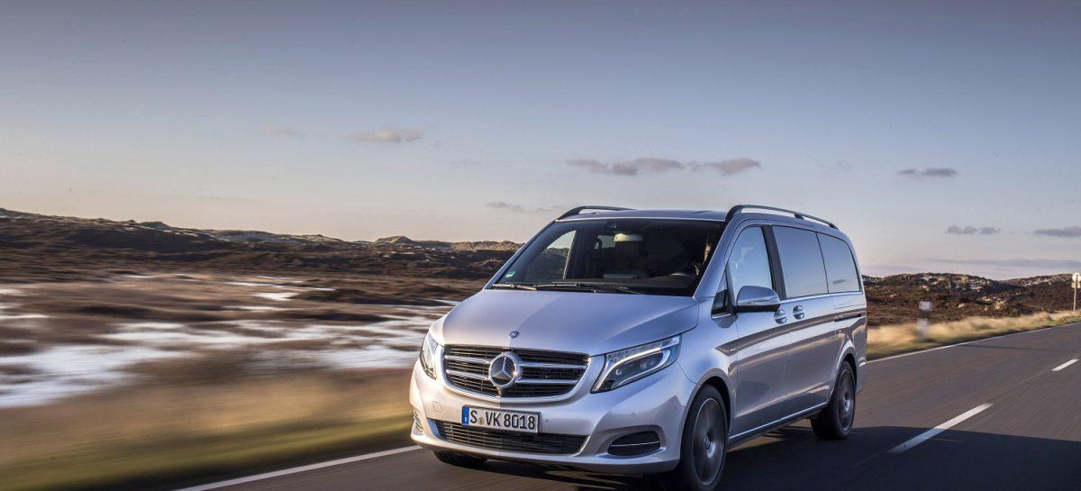Эволюция и современные технологии в оптике малотоннажных автомобилей Mercedes-Benz