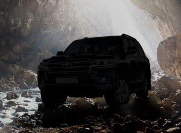 Toyota Land Cruiser 300: все факты о будущей новинке
